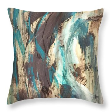 Grafetti Art Throw Pillow