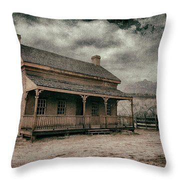 Grafton Homestead II Throw Pillow