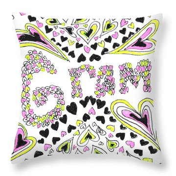 Gram Throw Pillow