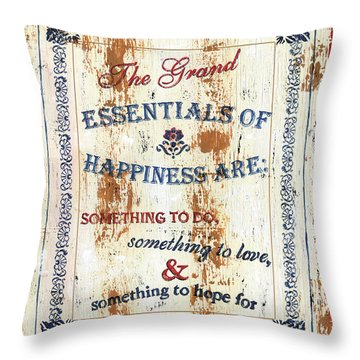 Inspiration Throw Pillows
