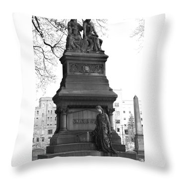 Grand Throw Pillow