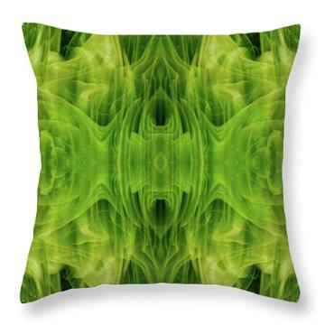 Grand Symphony Throw Pillow by Tlynn Brentnall
