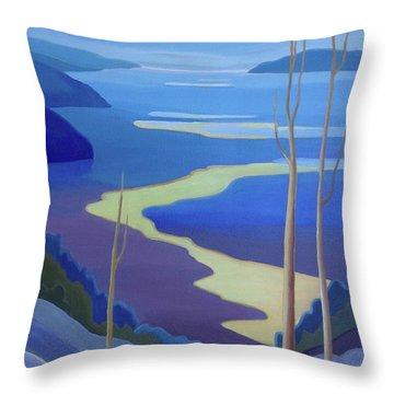 Grandview Throw Pillow