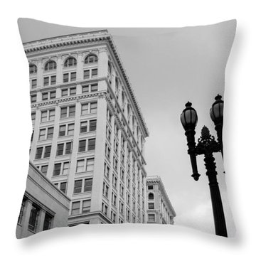 Grant Avenue Throw Pillow