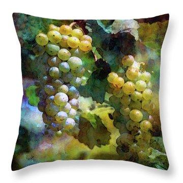 Grape Prism 2739 Idp_2 Throw Pillow