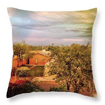 Throw Pillow featuring the photograph Graphic City by Beto Machado