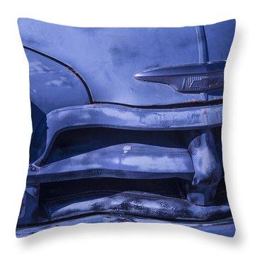 Clunker Throw Pillows