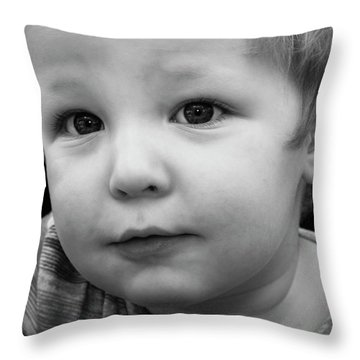 Grayson 1 Throw Pillow