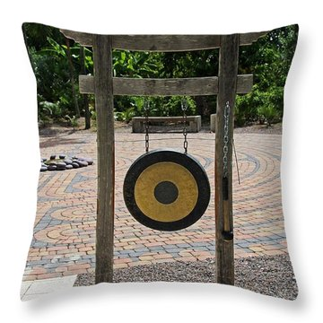 Throw Pillow featuring the photograph Great Antiquity by Michiale Schneider