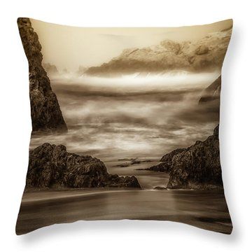 Great Escape Throw Pillow