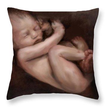 Preemie Throw Pillows