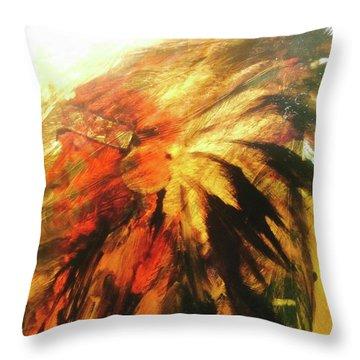 Great Grandfather Spirit Throw Pillow