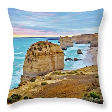 Great Southern Land Throw Pillow