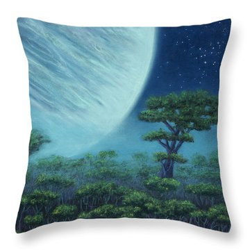 Great Tree 01 Throw Pillow
