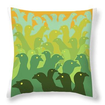 Green Fields Of Brookline Throw Pillow