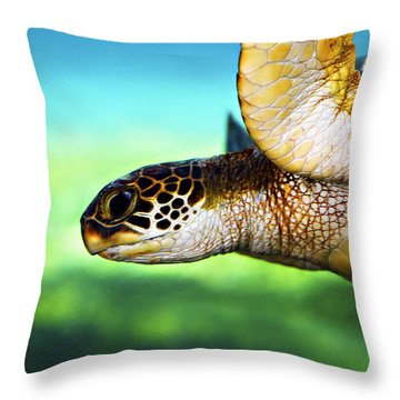 Hawaii Throw Pillows