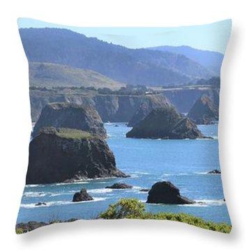 Greenwood Vista Throw Pillow