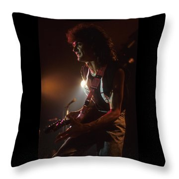 Greg Davis  Throw Pillow