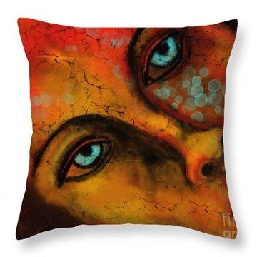 Gregg's Inception Throw Pillow