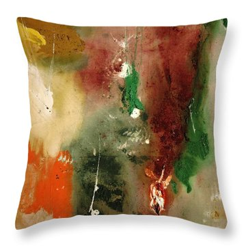 Ground Zero Throw Pillow