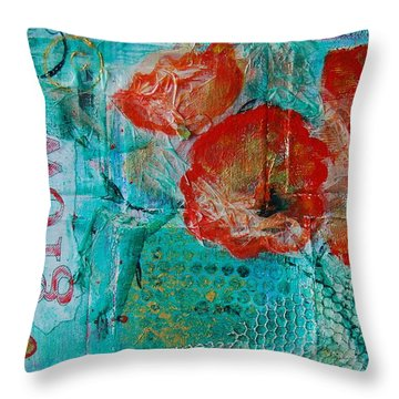 Grow 8x12 Throw Pillow