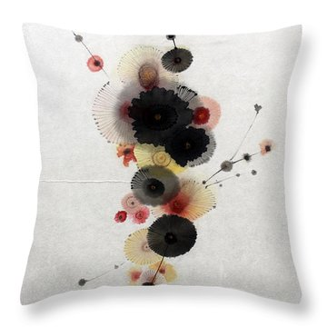 Growing 14030089fy Throw Pillow