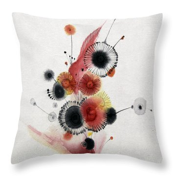 Growing 14030090fy Throw Pillow