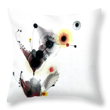 Growing 14030091fy Throw Pillow