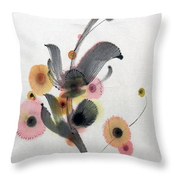 Growing 14030093fy Throw Pillow