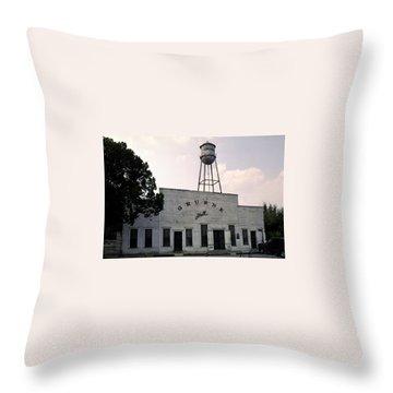 Gruene Hall Throw Pillow