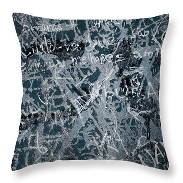 Grunge Background I Throw Pillow