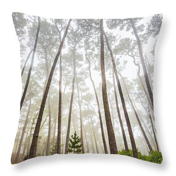 Guardians Of The Young Throw Pillow
