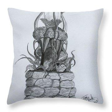 Guardians  Throw Pillow