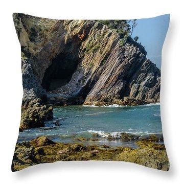 Guerilla Bay 4 Throw Pillow