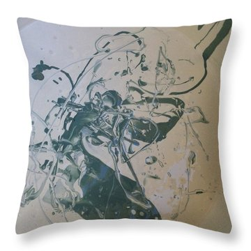 Guerrero Rosales Madrigal Throw Pillow