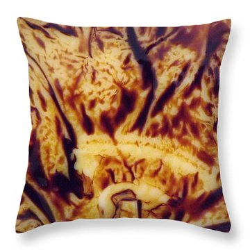 Guess What ? Throw Pillow