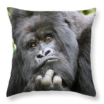 Guhonda Throw Pillow