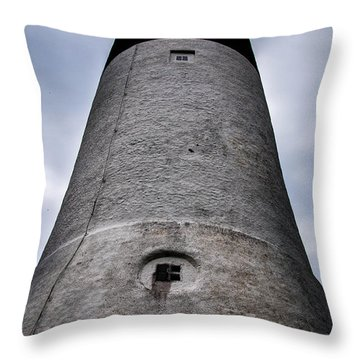 Guide Me Home Throw Pillow