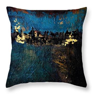 Guiding Light  Throw Pillow