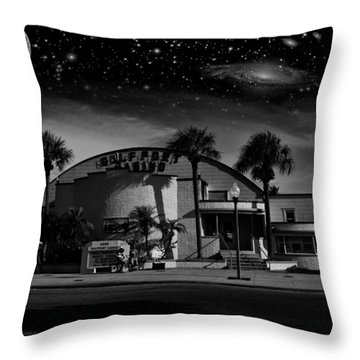 Gulfport Throw Pillow