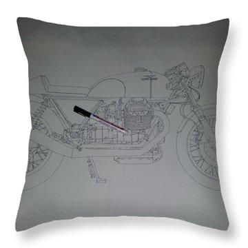 Transportation Throw Pillows