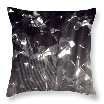 Gv Spider Phenomena Throw Pillow