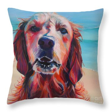 Gwynn Throw Pillow