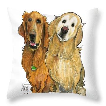 Haberland 7-1317 Throw Pillow