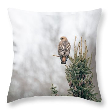 Hal Hanging Out Throw Pillow