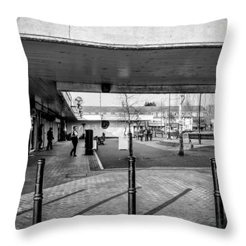Hale Barns Square Throw Pillow