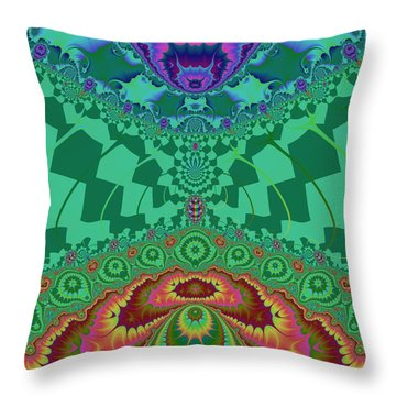 Halernewid Throw Pillow