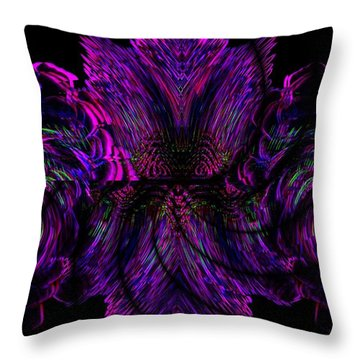 Half Believing Throw Pillow