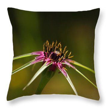 Throw Pillow featuring the photograph Hallelujah by Richard Patmore