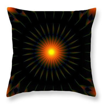 Hammerstone Throw Pillow